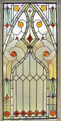 Find This Pin And More On Dream Home. Victorian Style Stained And Leaded Glass  Window ...
