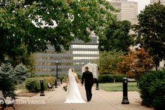 Duquesne University wedding   Pittsburgh wedding photographers   Aaron Varga Photography