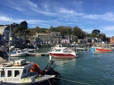 Padstow Cornish holiday