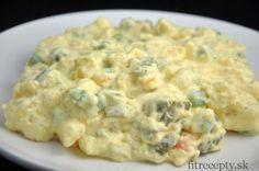 Odľahčený, no za to výborný Vianočný zemiakový šalát. Naozaj sa nemusíte báť nahradenia majonézy gréckym jogurtom, šalát je tak či taklahodný. Každý si ho môže upraviť podľa vlastných chutí – pridaním vlastných surovín a upravenímmnožstva uvedených surovín :) Ingrediencie (na 4-6 porcií): 2kg zemiaky 10ks kyslé uhorky 2PL horčica 500g zaváraný hrášok, mrkva a kukurica […]