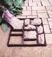 Belgian Cobblestone Mold by A.M. Leonard, http://www.amazon.com/dp/B001FA9SZM/ref=cm_sw_r_pi_dp_I8yyrb1SW3DNC