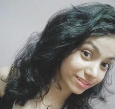 simple makeover selfie