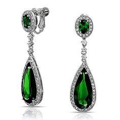 Bling Jewelry Pave CZ Teardrop Chandelier Clip On Earring... https://www.amazon.com/dp/B01KU94QRS/ref=cm_sw_r_pi_dp_x_jaIgzb004HCJD
