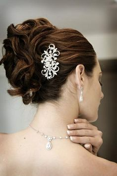 Grace Ormonde Wedding Style | Bridal Reflections | @Grace_Ormonde ... | Wedding Accessories