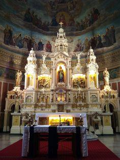 St Casimir Church, Cleveland OH