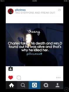 Pretty Little Liars spoilers I had the very same theory Pretty Little Liars Theories, Pretty Little Liars Spoilers, Pretty Little Liars Quotes, Pretty Little Lairs, Abc Family, Scream Queens, Freak Out, Pli, Best Tv Shows