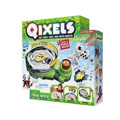 Qixels Turbo Dryer Creative Art Kit NEW! FREE SHIPPING! Hot Toy 2015 #Qixels