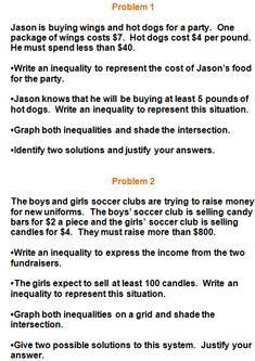 Solving And Graphing Inequalities Worksheet Free | School