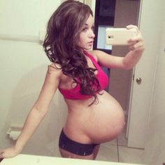 Sexy pregnant women getting fucked