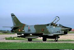 """FIAT G91Y (ITA), also called """"Little Sabre"""""""