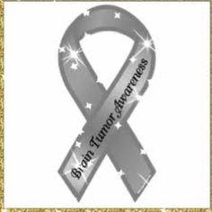 Wear gray in May for brain tumor awareness!  :)
