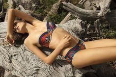 Zimmermann swim Bikini Spring Summer 2013 2014 collection from Australia #zimmermanngoesto