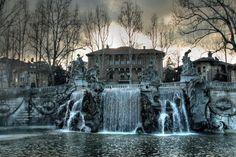 Fontana dei 12 mesi, Torino, Italy