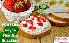 Protein: Key to Healthy Snacking - Boomer Nutrition - high protein foods, the realities about high protein food and what you must know for healthy living - High Protein Foods List, High Protein Snacks, High Protein Recipes, Healthy Snacks, Protein Sources, Healthy Tips, Organic Vegan Protein Powder, Healthiest Protein Powder, Healthy Cheesecake