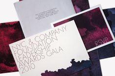 NYC leadership awards gala