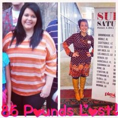 Rainy started her Plexus journey getting ready for her wedding. Little did she know how Plexus would change her life!! She has lost 86 lbs. and FEELS GREAT!!!