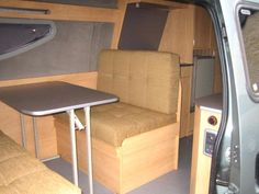 Campervan Review - Review Of The Toyota Hiace Campervan For 365 Camping Caravanning