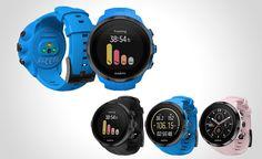 SUUNTO Announces Spartan Sport Wrist HR -First Watch With Heart Rate Sensors - https://gadgetswizard.com/suunto-spartan-sport-wrist-hr.html