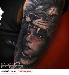Tattoo by Edu Vertikal