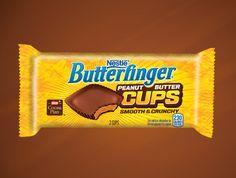 Butterfinger Peanut Butter Cups (2 Cups)