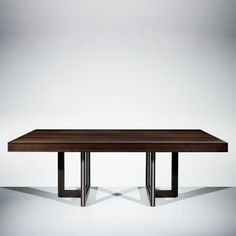 LINLEY | Bespoke design & furniture | Helix Dining Table | Luxury Gifts & Homeware, Furniture, Interior Design, Bespoke