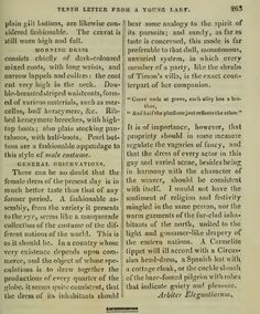 """Fashions for Ladies and Gentlemen"" (cont.). April 1810."