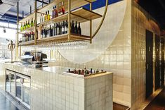 The Roast Room Restaurant by Studio Modijefsky and Studio Molen | http://www.yatzer.com/the-roast-room-amsterdam