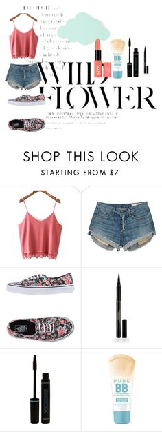 """untitled #1"" by kritikakolla ❤ liked on Polyvore featuring Arco, ferm LIVING, rag & bone, Vans, Elizabeth Arden and Maybelline"