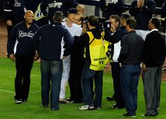 Joe Torre and Derek Jeter Photos - Baltimore Orioles v New York Yankees - Zimbio