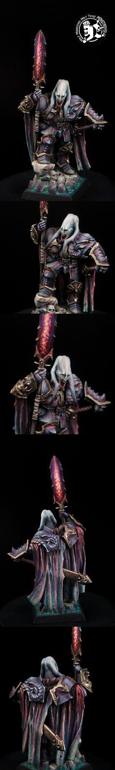 Chaos Lord of Slaanesh