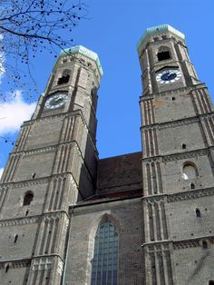 Cathedral of Our Lady Church Munich Germany --> See more at http://www.everythingaboutgermany.com