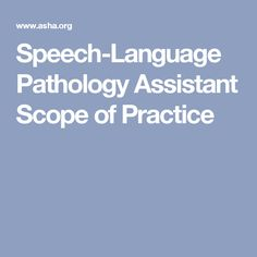 Audiology and Speech Pathology free online experts