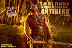 David Twohy on Riddick 4: Furya - YouTube