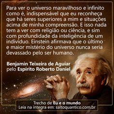 Einstein e o universo | Instituto Salto Quântico