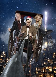 Doctor Who 6x00 - A Christmas Carol
