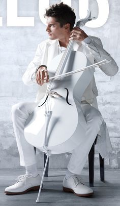Luka Sulic. I would very much enjoy having him play me like I was his cello. Just saying.