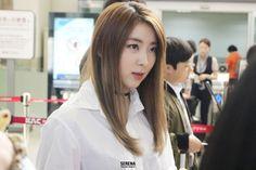 160513 Sohyun at Gimpo Airport | 세레나