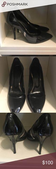 Burberry  heels Vintage Burberry  heals very good condition! Burberry Shoes Heels