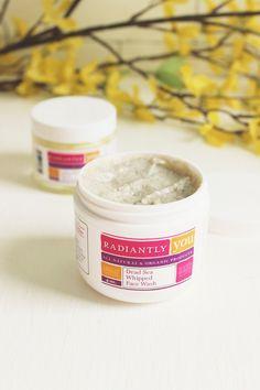 Product Highlight: Dead Sea Whipped Face Wash   #radiantlyyou #organicfacewash #allnaturalfacewash