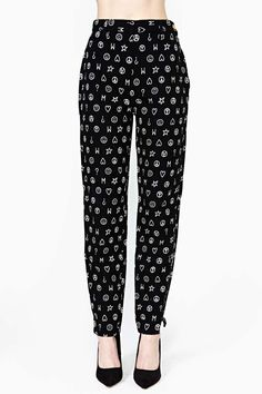 Moschino Recess Pants