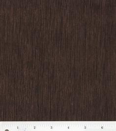 Legacy Studio Fabric- Brown Wood Grain Texture: premium quilting fabric: quilting fabric & kits: fabric: Shop | Joann.com