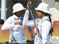 Indian archery side, led by India's star archer Deepika Kumar, along with Bombayla Devi Laishram, crashed out of Rio Olympics 2016, after their respective defeats.  India's challenge in the archery women's individual event ended after archery Bombayla Devi lost 26-28, 26-23, 27-28, 23-25 to Mexico's Alejandra Valencia in the pre-quarters at Rio 2016 Olympics. Earlier, India's ace archer Deepika Kumari crashed out of the women's individual event after a heavy defeat at the hands of Chinese…