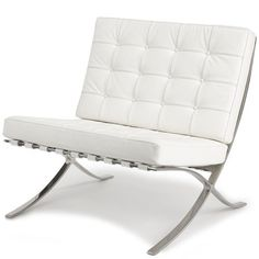 """One day, I will buy a """"real"""" Barcelona chair for myself.....one day!"""
