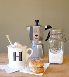 Jenny Steffens Hobick: How to Make a Real Cappuccino at Home | Recipes | DIY