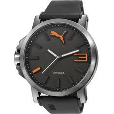 96239G0PMNU2 Relógio Masculino Puma Esportivo