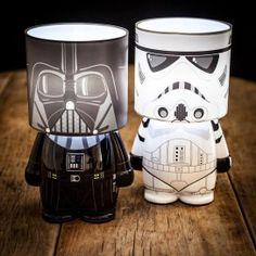 Star Wars Look ALite LED Lampen