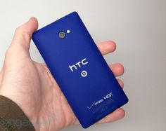 HTC 8X for Verizon shipping unlocked, works with AT and TMobile SIMs