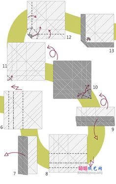可爱趴趴熊猫折纸图解教程图片步骤2 Map, Location Map, Maps