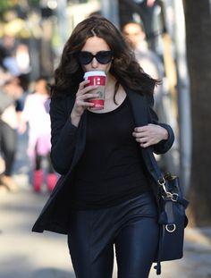 Emmy Rossum is seen  on December 22, 2014 in Los Angeles, California.