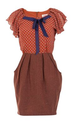Tweed Dress , <3 it !